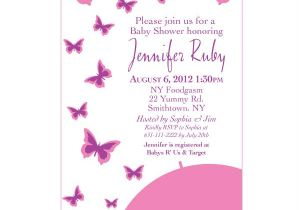 Butterfly Baby Shower Invites butterfly Invitation Templates 10 Free Psd Vector Ai