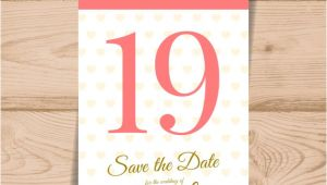 Calendar Wedding Invitation Template Wedding Invitation with Classic Calendar Vector Free