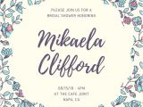 Canva Bridal Shower Invitations Customize 136 Bridal Shower Invitation Templates Online