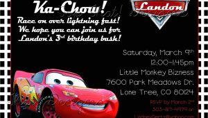 Car theme Birthday Invitation Template Cars themed Birthday Invitation Printable $12 00 Via