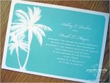 Caribbean Party Invitations ashley Derek 39 S Caribbean Wedding Invititations