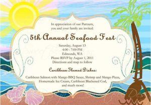 Caribbean Party Invitations Caribbean Beach Party Printable Invitation Birthday Baby