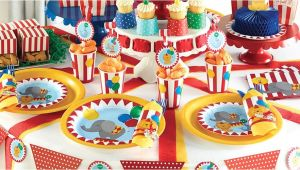 Carnival Invitations Party City Carnival 1st Birthday Party Supplies Carnival theme