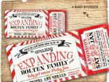 Carnival themed Baby Shower Invitations Circus Baby Shower Invitation Carnival Baby by 2birdstudios