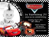 Cars Birthday Invitation Template Free Birthday Invitation Card Template Cars Cars Birthday