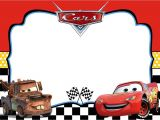 Cars themed Birthday Invitation Template Cars Invitation Templates Free and Printable