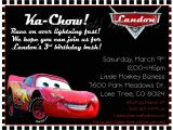 Cars themed Birthday Invitation Template Cars themed Birthday Invitation Printable $12 00 Via
