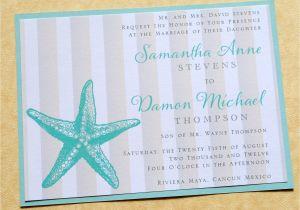 Casual Beach Wedding Invitation Wording Beach Wedding Invitations Wording Beach Wedding
