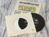 Cd Wedding Invitations Wedding Invitation Cds and Wedding Favour Cds