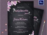 Chalkboard Birthday Invitation Template Free Chalkboard Invitation Template 45 Free Jpg Psd