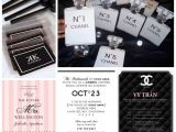 Chanel themed Bridal Shower Invitations the Ultimate Chanel themed Bridal Shower
