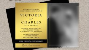 Cheap 50th Wedding Anniversary Invitations 50th Wedding Anniversary Invitations Wedding Invitation