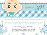 Cheap Baby Boy Shower Invitations Ideas for Cheap Boy Baby Shower