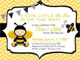 Cheap Bumble Bee Baby Shower Invitations Cheap Bumble Bee Baby Shower Invitations Cobypic