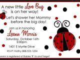 Cheap Ladybug Baby Shower Invitations Ladybug Baby Shower Invitations Cheap