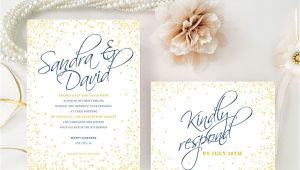 Cheap Wedding Invite Printing Cheap Wedding Invitations Printed On Luxury Shimmer Cardstock