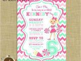 Cheerleading Birthday Party Invitations 84 Best Cheerleading Party Images On Pinterest Cheer