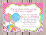 Chocolate Party Invitations Free Candy themed Invitations Template Best Template Collection