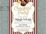 Chocolate Party Invitations Free Chocolate Party Invitations Printable Chocolate Invitation