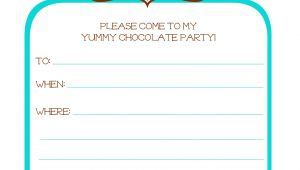 Chocolate Party Invitations Free Winter Chocolate Party Free Invites and Tags Julie