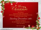 Christmas Party formal Invitation Template Christmas Invitation Template and Wording Ideas