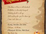Christmas Party Invitation Rhymes Christmas Party Invitation Wording 365greetings Com