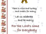 Christmas Poems for Invitation to A Party Funny Christmas Invitation Poems Christmas Poems