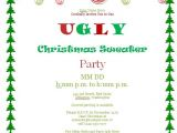 Christmas Sweater Party Invitation Template Ugly Christmas Sweater Party Ideas the Ultimate Guide