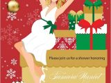 Christmas themed Baby Shower Invitations Christmas Baby Shower Invitation Printable Holiday Baby
