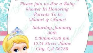 Cinderella Baby Shower Invitations 25 Best Ideas About Cinderella Baby Shower On Pinterest