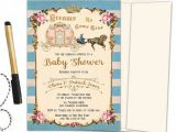 Cinderella Baby Shower Invitations Ce Upon A Time Baby Shower Invitation Cinderella Carriage