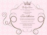 Cinderella Baby Shower Invitations Pin by Vivian Santibañez On All Things Baby