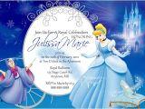 Cinderella Party Invitation Ideas Cinderella Birthday Invitations Ideas Bagvania Free