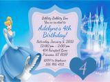 Cinderella Party Invitation Ideas Create Easy Cinderella Birthday Invitations Printable