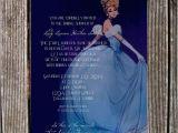 Cinderella themed Bridal Shower Invitations 17 Best Ideas About Cinderella Bridal Showers On Pinterest