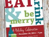Clever Holiday Party Invitations Awesome Christmas Party Invitation Wording Funny Image