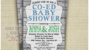 Co-ed Baby Shower Invitation Wording Baby Shower Invitation Unique Co Ed Baby Shower