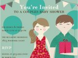Co-ed Baby Shower Invites Fun Coed Baby Shower Invitation and Favor Ideas — Unique