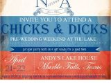 Co Ed Bachelor Bachelorette Party Invitations 70 Best Images About Jess 39 Wedding On Pinterest Redneck