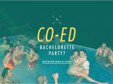 Co Ed Bachelor Bachelorette Party Invitations Bachelorette Party Ideas Co Ed Bachelor Bachelorette