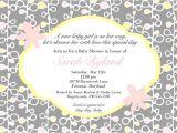 Coed Baby Shower Invite Wording Coed Baby Shower Invitation Wording