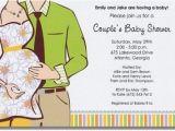 Coed Baby Shower Invite Wording Fun Coed Baby Shower Invitation and Favor Ideas — Unique