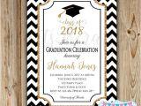 College Graduation Invitations 2018 Graduation Party Invitation College Graduation