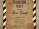 College Graduation Party Invitation Graduation Party Invitation High School College