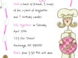 Cooking Party Invitation Template Free Party Invitation Quotes Quotesgram