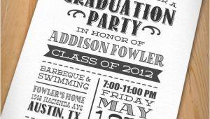 Cool Graduation Party Invitations Wip Blog Graduation Party Ideas