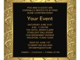 Corporate Party Invitation Template 20 Corporate Invitation Cards Psd Ai Vector Eps Word