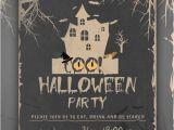 Costume Party Invitation Template 35 Halloween Invitation Free Psd Vector Eps Ai