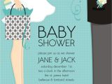 """Couple Baby Shower Invitation Wording Quick View Dm In 287 """"classic Couple Baby Shower"""