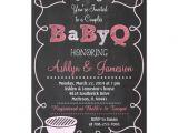 Couple Baby Shower Invites Couples Babyq Bbq Baby Shower Invitation